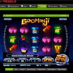 Betrebels Casino Boomanji
