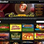Goalbet Casino front