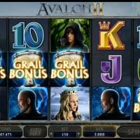 Avalon II φρουτάκι