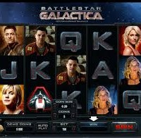 Battlestar Galactica φρουτάκι