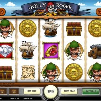 Jolly Roger φρουτάκι