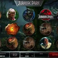 Jurassic Park φρουτάκι