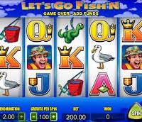 Let's Go Fish'n φρουτάκι