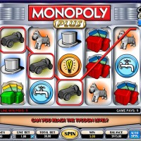 Monopoly Plus φρουτάκι