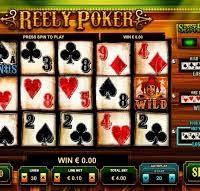 Reely Poker φρουτάκι