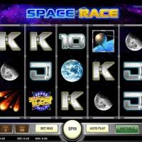 Space Race φρουτάκι