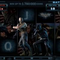 The Dark Knight Rises φρουτάκι