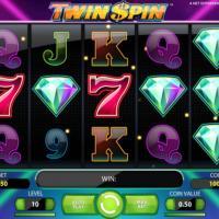 twin spin φρουτάκι