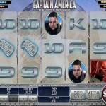 Captain America - Φρουτάκι