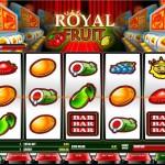 Royal Fruit - Slots