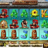 Cubana Tropicana φρουτάκια