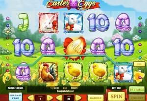 Easter Eggs froytaki play'n go