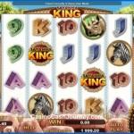 Genesis Gaming Slots Savanna King