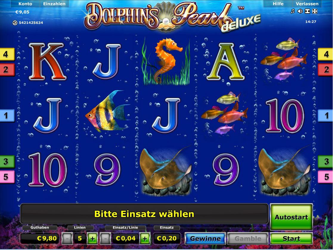 Juegos De Casino Gratis Dolphins Pearl