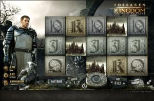 Forsaken Kingdom slot free Rabcat