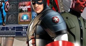 Captain America - Φρουτάκι 2