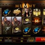 The mummy - Φρουτάκι