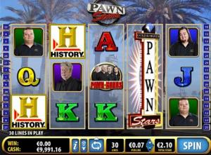 Pawn Stars φρουτάκι