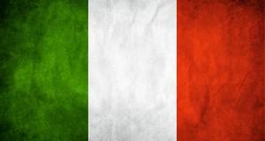 Σημαία Ιταλία 2