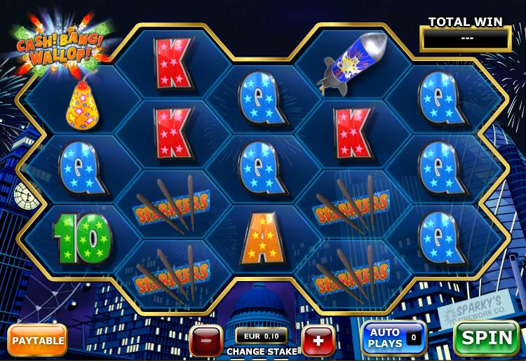 Игровой автомат cash bang wallop деньги взрыв грохот играть онлайн очная ставка партнерка