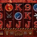 Red Dragon Wild - Φρουτάκια