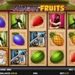 Ninja Fruits - Φρουτάκια