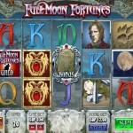 Full Moon Fortunes - Φρουτάκια