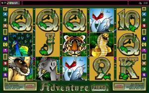 Adventure Palace φρουτάκι