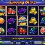 spinning-stars - Φρουτάκια