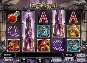 Tower Quest φρουτάκι
