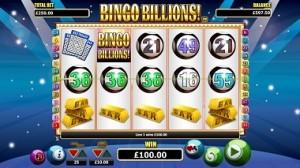 Bingo Billions φρουτάκι