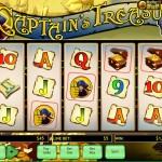 Captain's Treasure Φρουτάκι