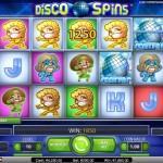 Disco-Spins Φρουτάκια