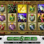 Excalibur-slot Φρουτάκια