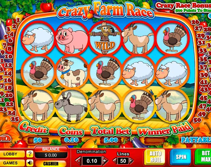 Ultimate powers crazy farm slot machine online skillonnet grand software