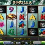 gorilla-Φρουτάκια