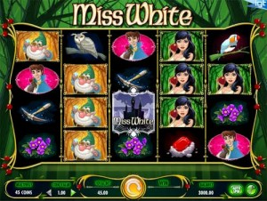Miss White φρουτάκι