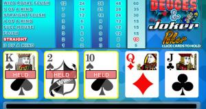 Τζόκερ πόκερ