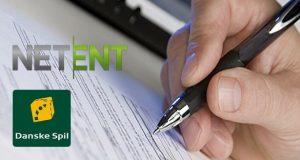 Υπογραφή NetEnt