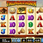 Thunderhorn Φρουτάκι