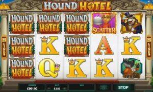 Hound Hotel φρουτάκι