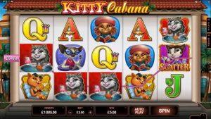 Kitty Cabana φρουτάκι
