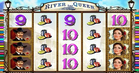 River Queen φρουτάκι