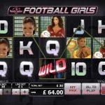 Football Girls Φρουτάκι