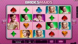 Bridesmaids φρουτάκι