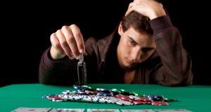 εθισμός στα τυχερά παιχνίδια
