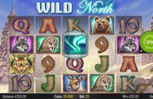 Wild North φρουτάκι