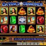 Da Vinci Diamonds Φρουτάκι