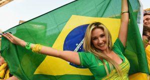 Βραζιλία τυχερά παιχνίδια