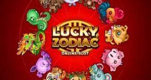 lucky zodiac φρουτάκι